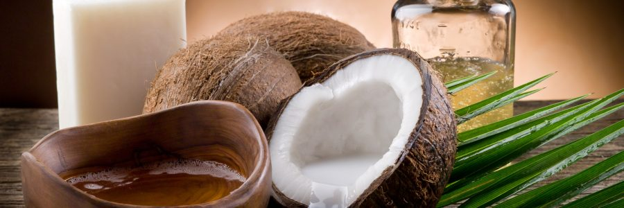 روغن نارگیلcoconut oil